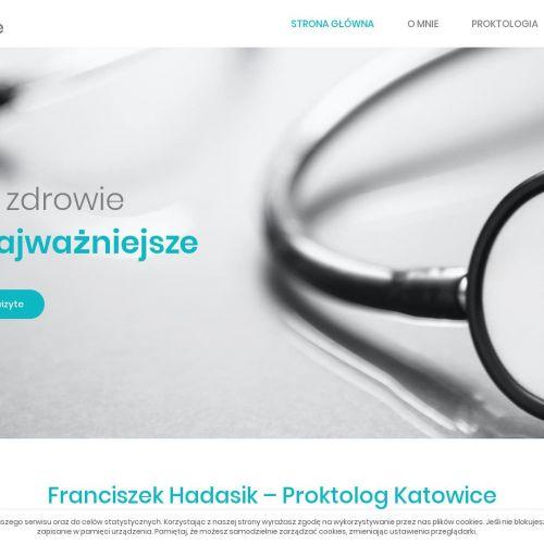 Gabinet proktologiczny - Sosnowiec