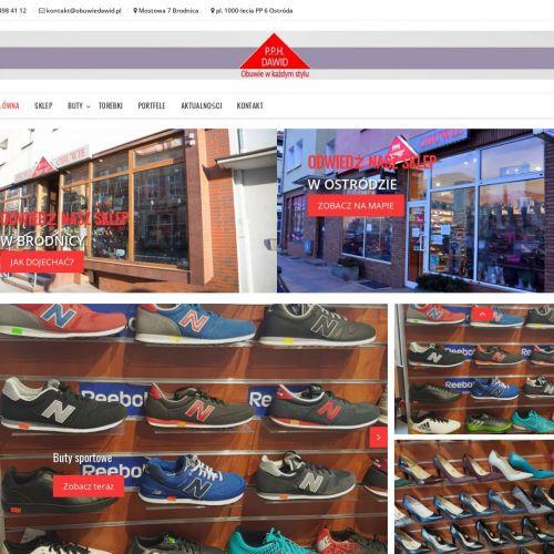 Buty Adidas - Ostróda