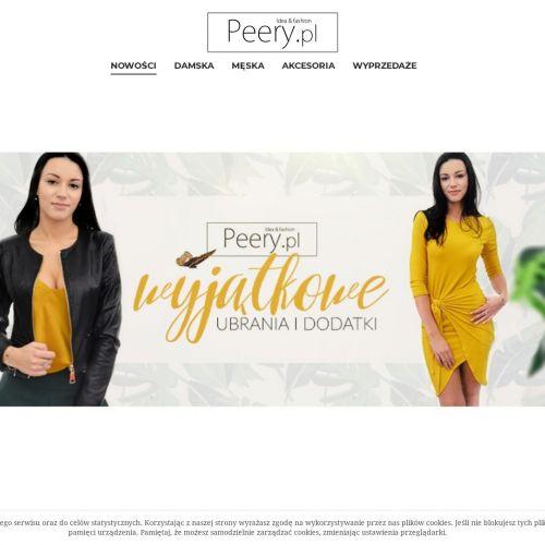Unikalne ubrania dla kobiet