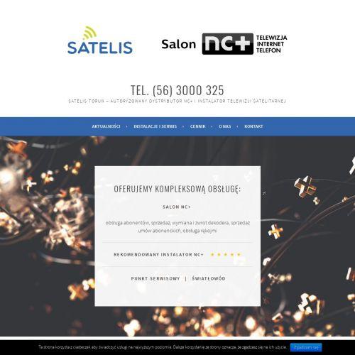 Akcesoria satelitarne - Toruń