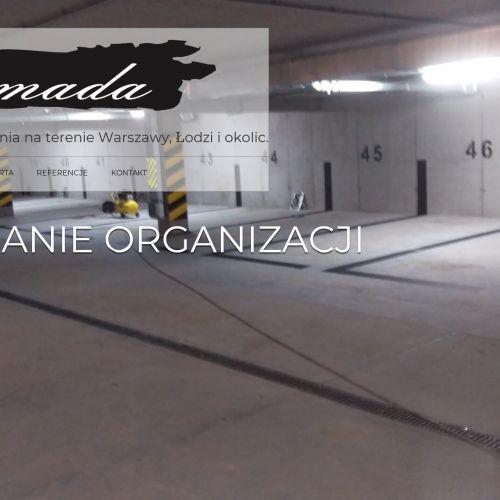 Podłogi żywiczne - Warszawa