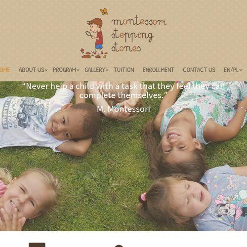 Zajęcia montessori - Wilanów