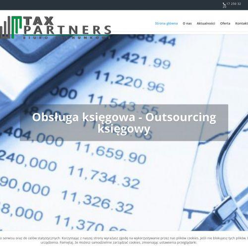 Biuro podatkowe - Leżajsk