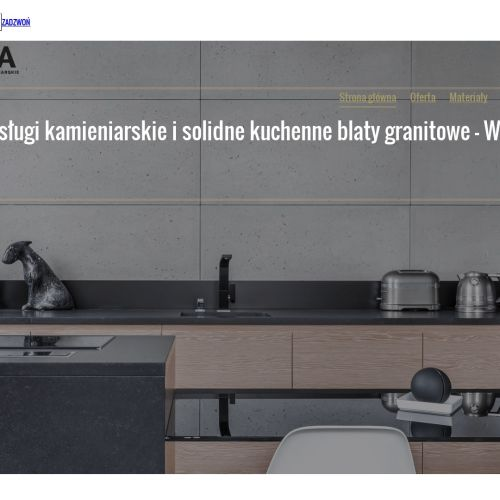 Blaty granitowe - Warszawa