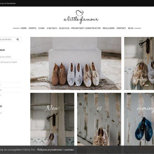 Skórzane buty damskie