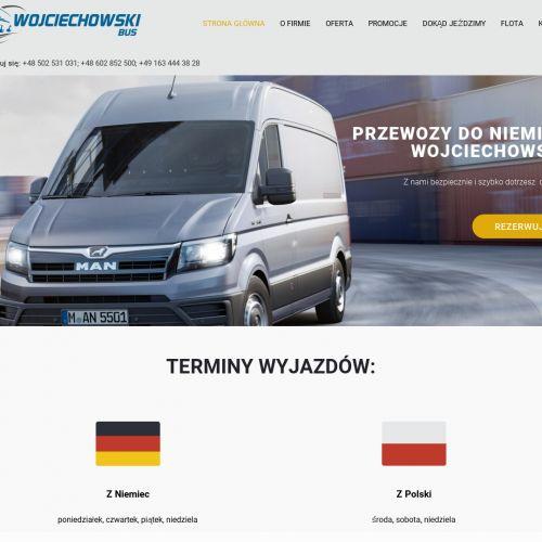 Transport osób z Polski do Francji