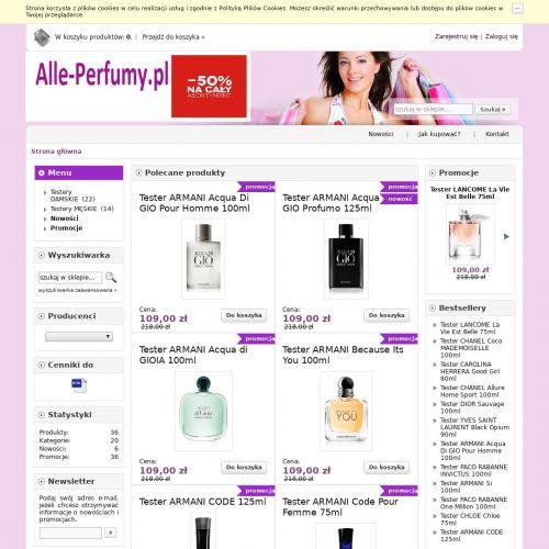 Tanie i oryginalne perfumy