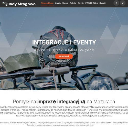 Integracja firmowa - Mazury