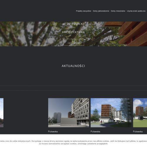 Całościowe projekty domów