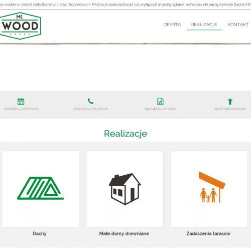 Budowa drewnianych dachów