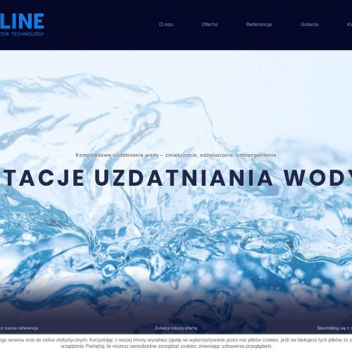 Aqualine w Warszawie
