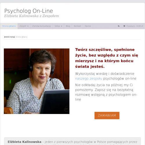 Poradnia psychologiczna online