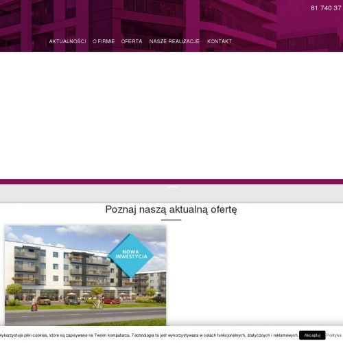 Mieszkania 2-, 3-pokojowe na terenie Lublina