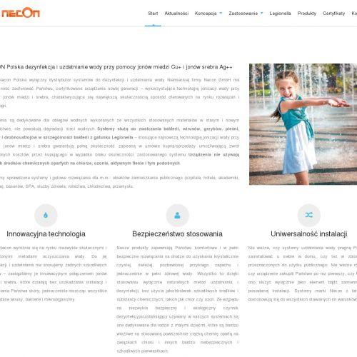 Dezynfekcja bez chloru dla szpitali