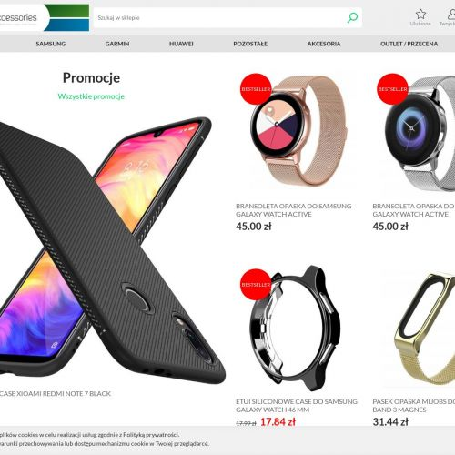 Etui silikonowe na słuchawki Xiaomi Airdots