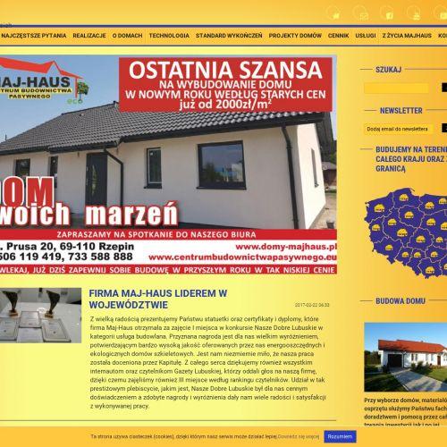 Indywidualne projekty domów