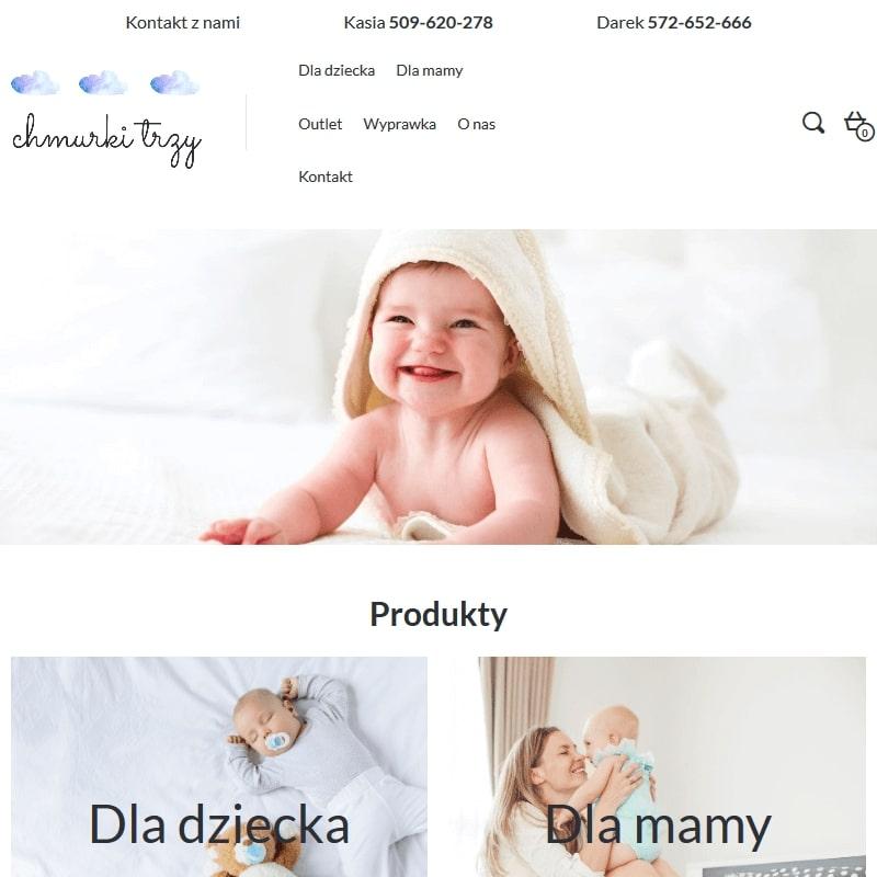 Rożek dla niemowlaka i szumiące maskotki
