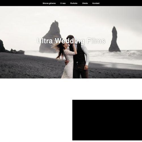 Wideofilmowanie ślubów i wesel