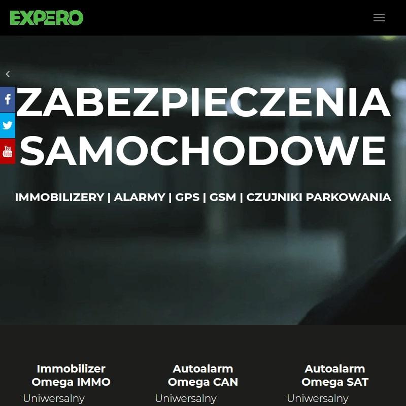 Alarm samochodowy – Warszawa