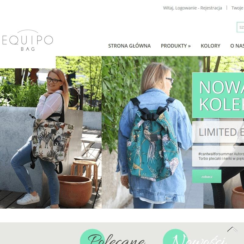 Plecakotorby oraz torby fotograficzne