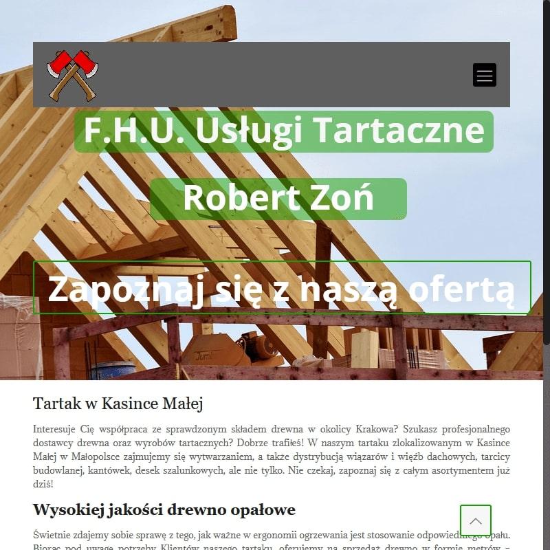 Drewno konstrukcyjne i opałowe