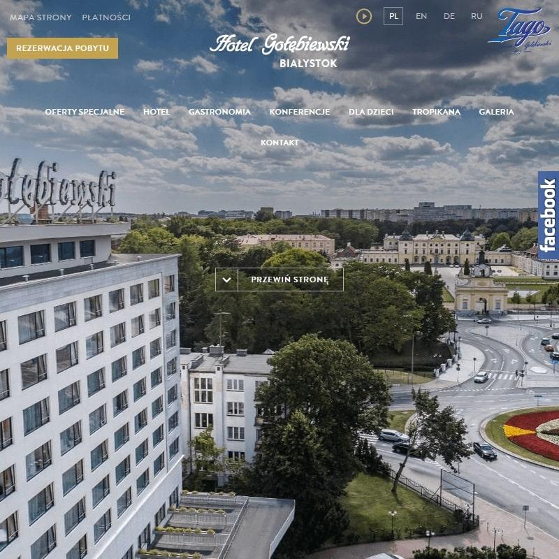 Noclegi w apartamentach w Białymstoku