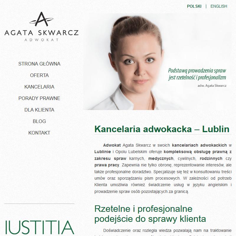 Dobry adwokat w Lublinie