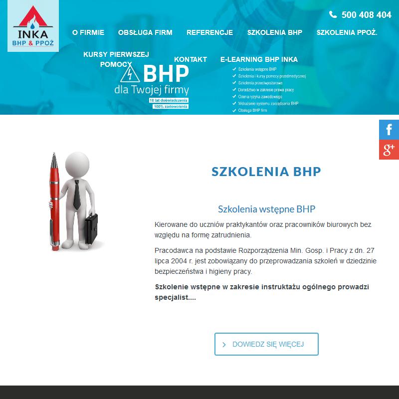 Szkolenia BHP dla pracodawców w Katowicach