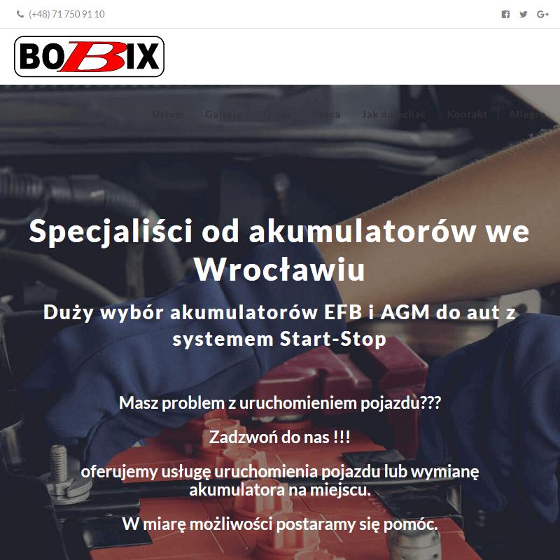 Nalewanie słupków - Wrocław