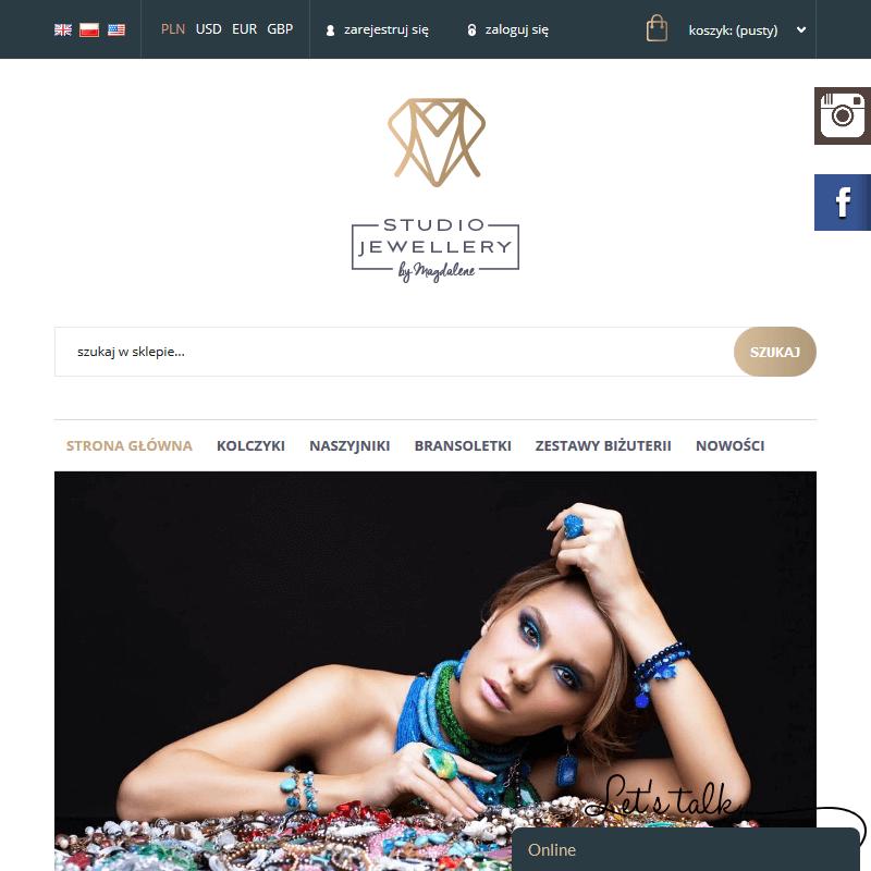Biżuteria na indywidualne zamówienie