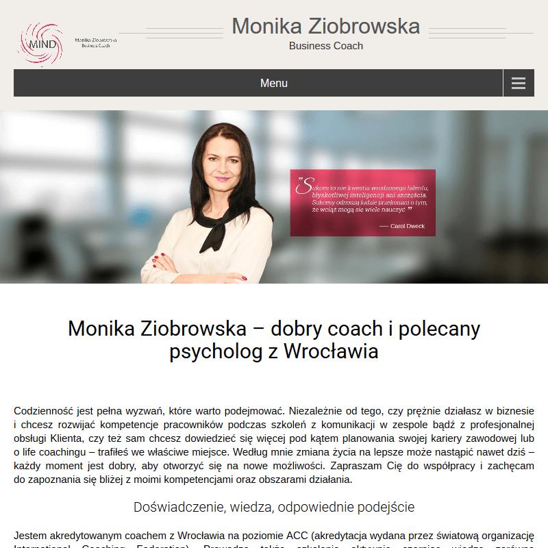 Coach biznesu - Wrocław
