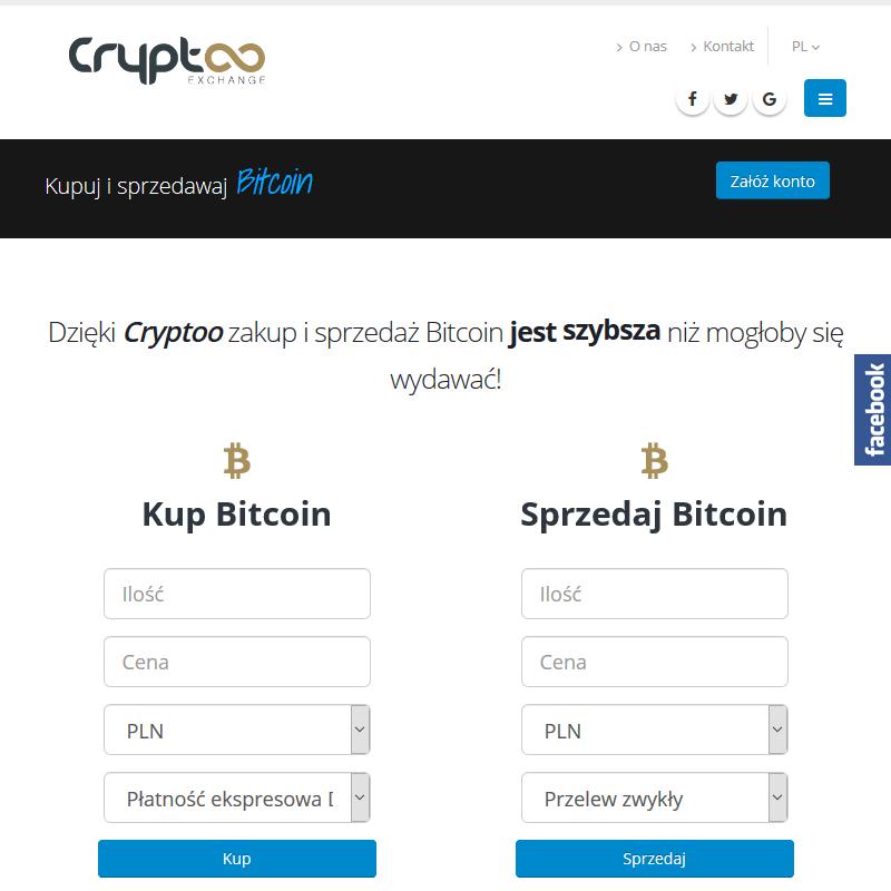 Bezpieczny kantor Bitcoin