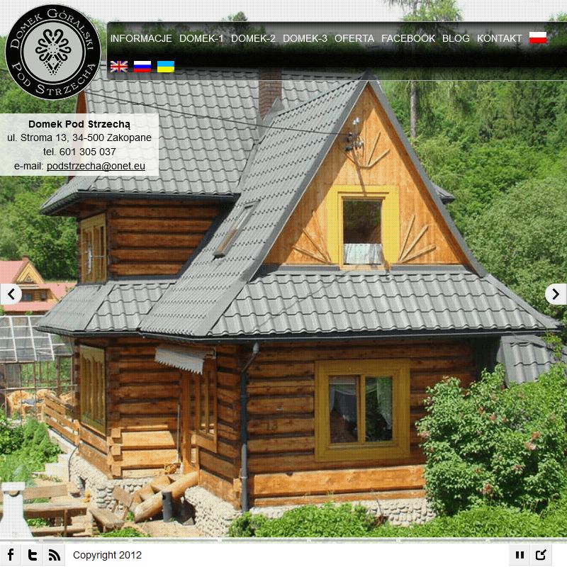 Domki góralskie - Zakopane
