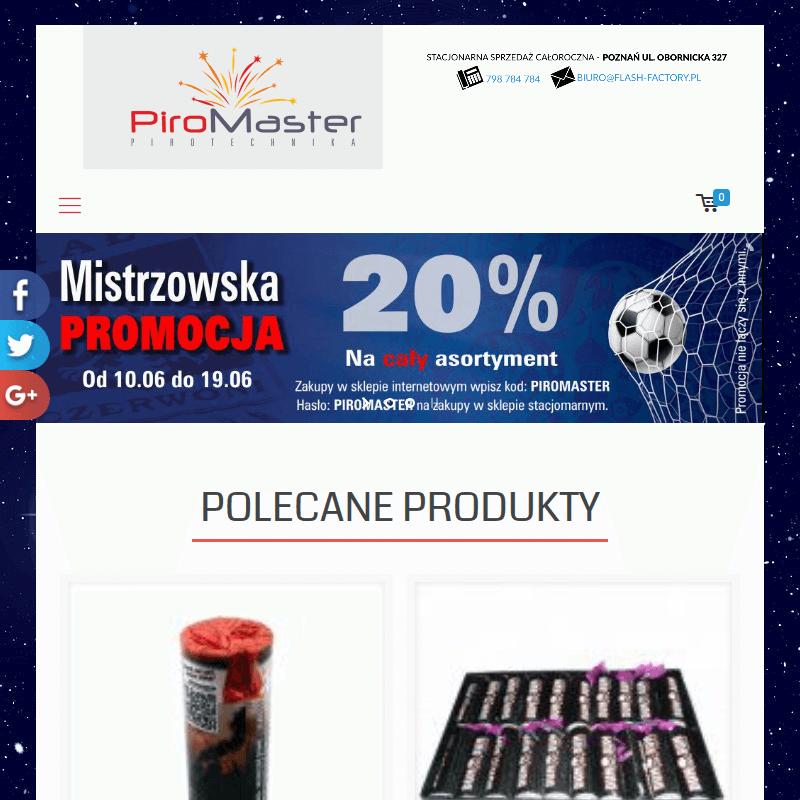 Dymy pirotechniczne - Poznań