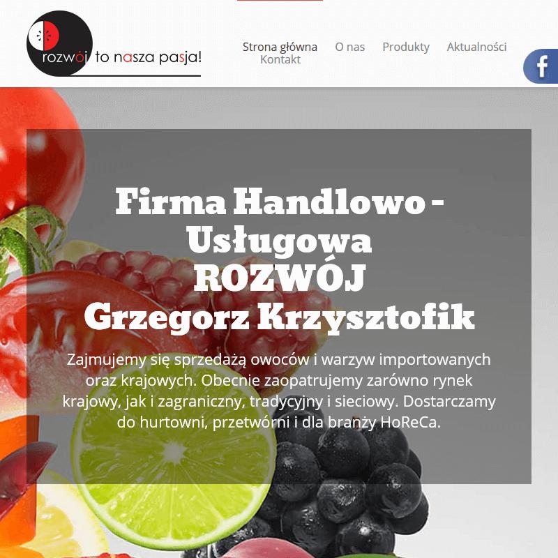 Import owoców z Turcji