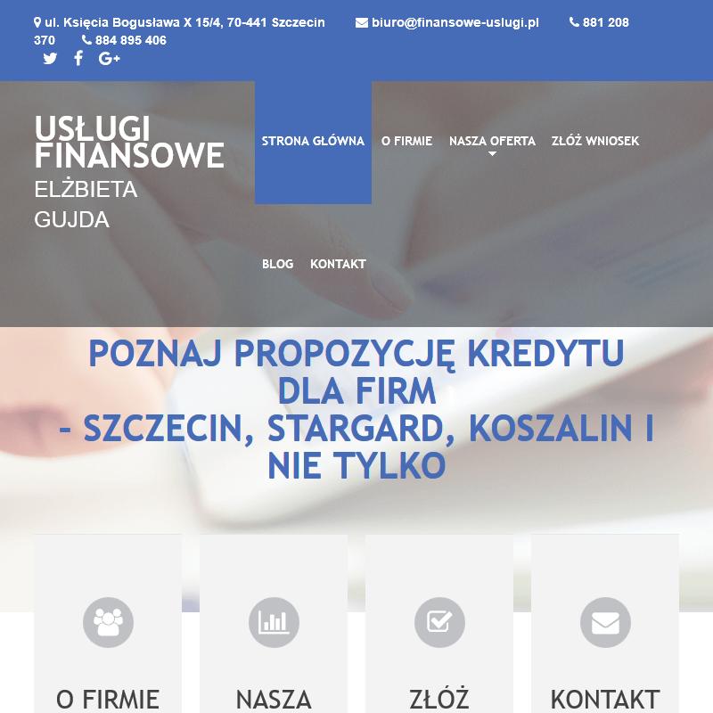 Pożyczka gotówkowa - Koszalin