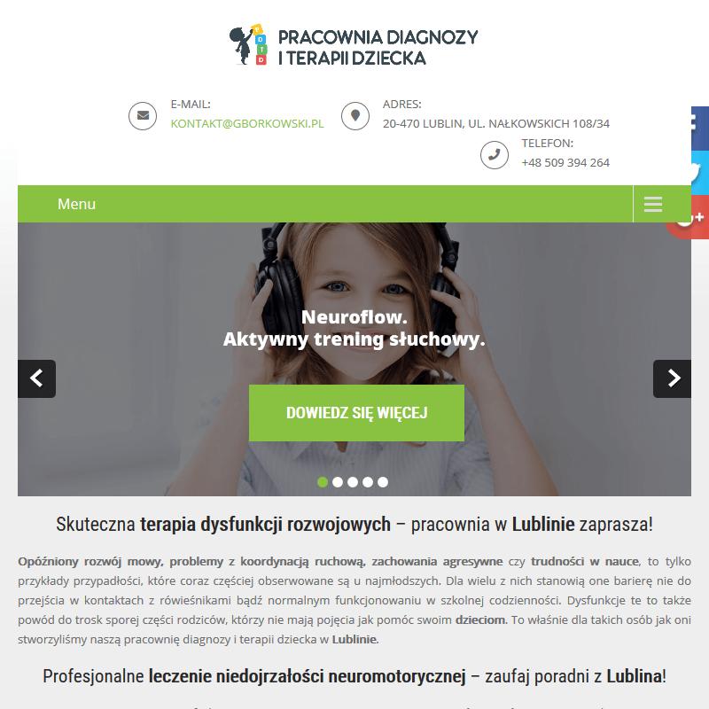 Integracja sensoryczna - Lublin