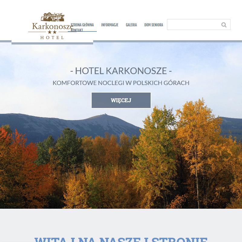 Hotel w górach z restauracją