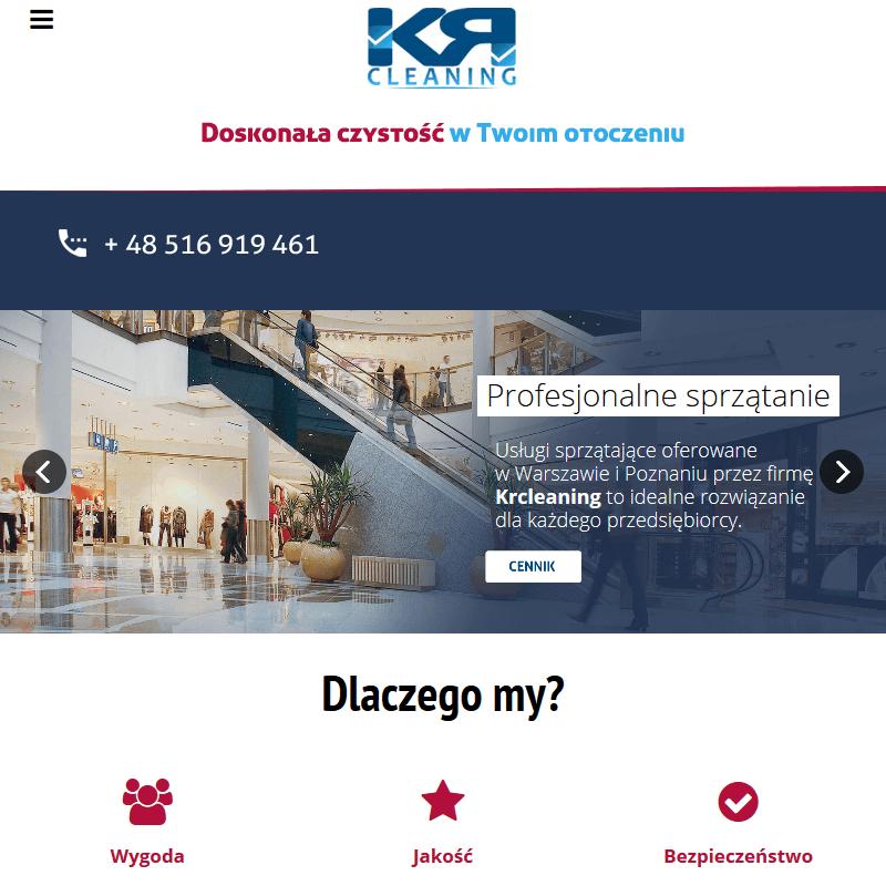 Usługi porządkowe dla biur w Katowicach