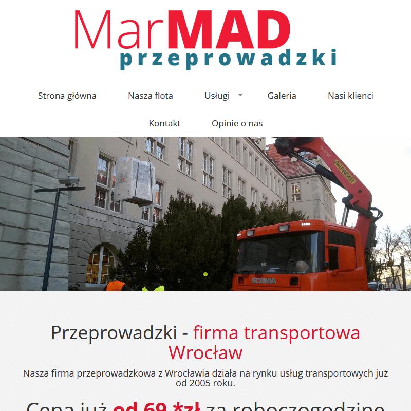 Przeprowadzki z przygotowaniem - Wrocław