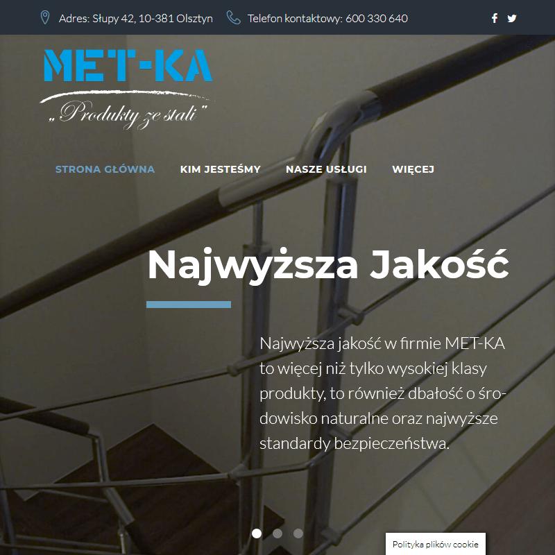 Produkcja hal stalowych - Olsztyn