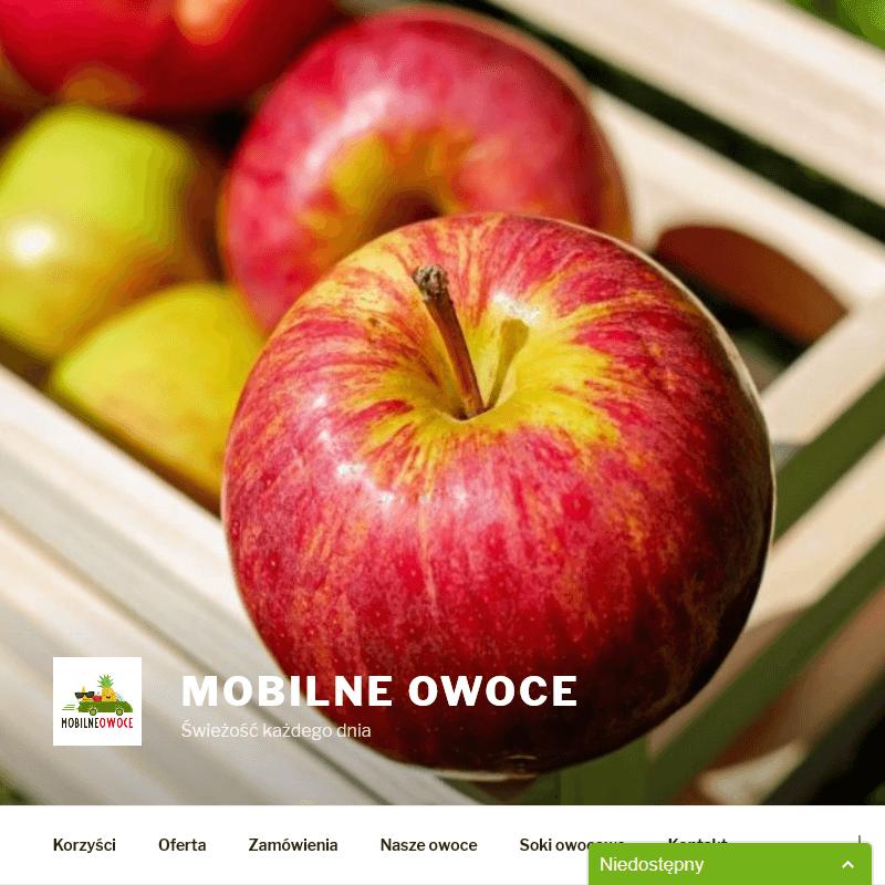 Owoce dla firm - Kraków
