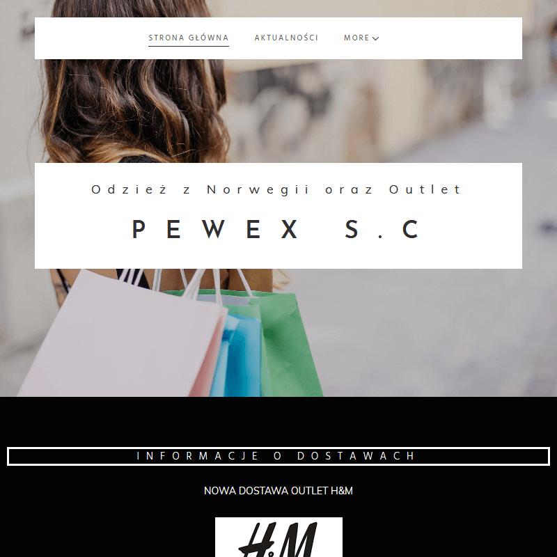 Hurtownia odzieży outlet
