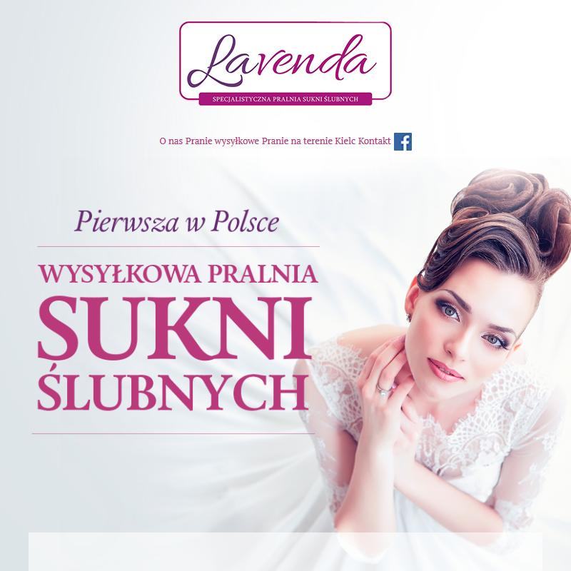 Pranie sukni ślubnych z dostawą do Warszawy