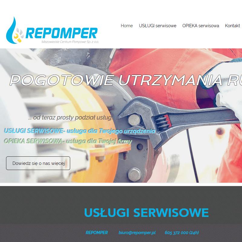 Naprawa pomp wirowych - Warszawa