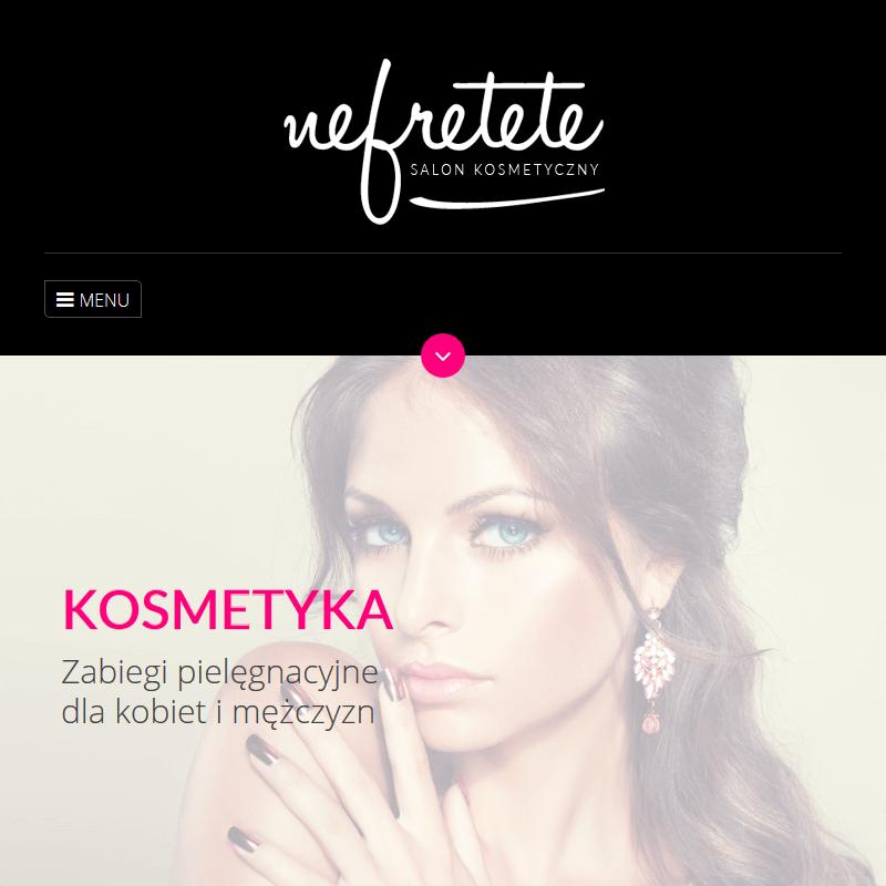 Gabinety kosmetyczne - Nowy Sącz