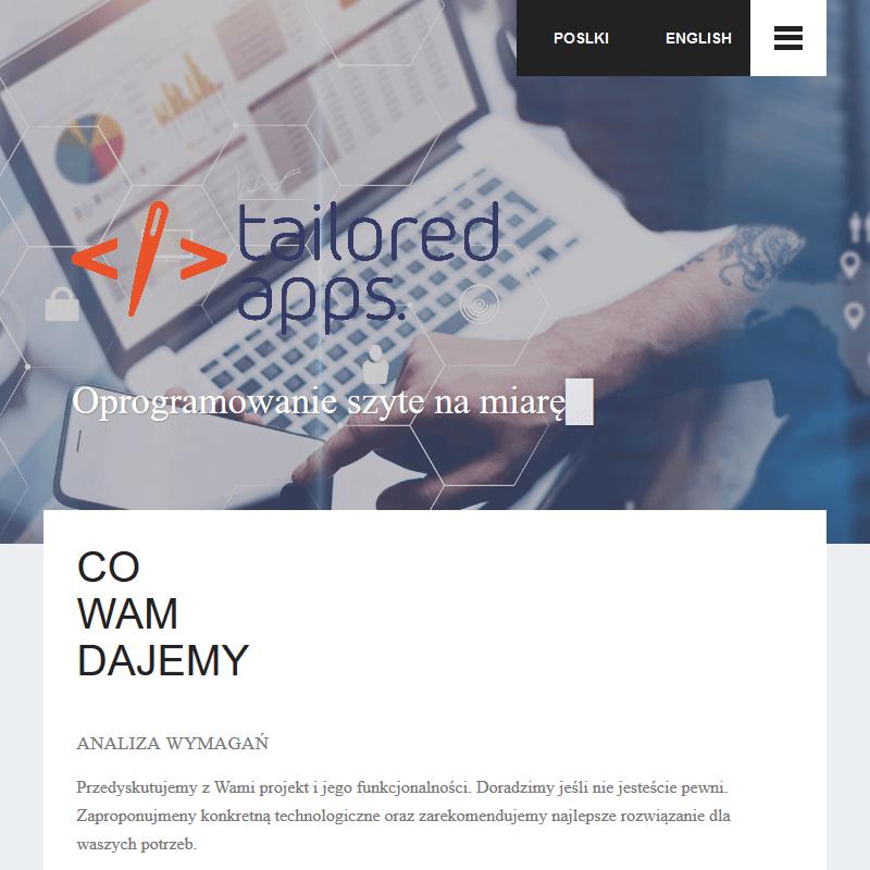 Aplikacje w chmurze dla firm