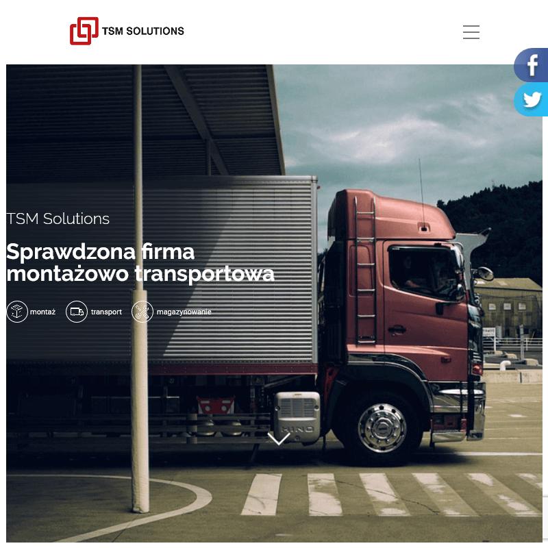 Usługi transportowe i przeprowadzkowe