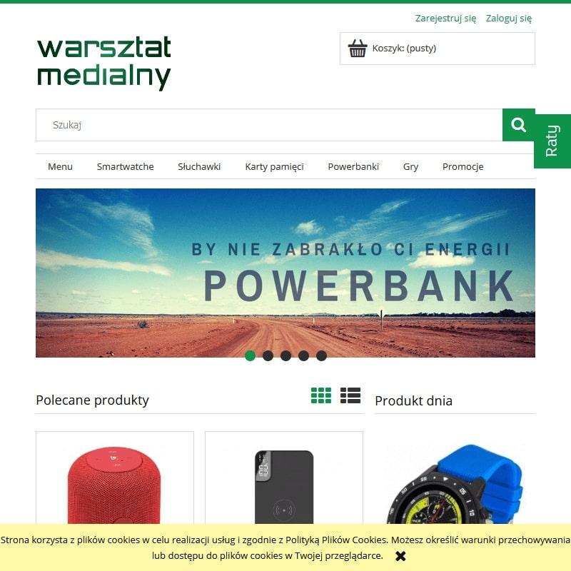Powerbanki z ładowaniem indukcyjnym